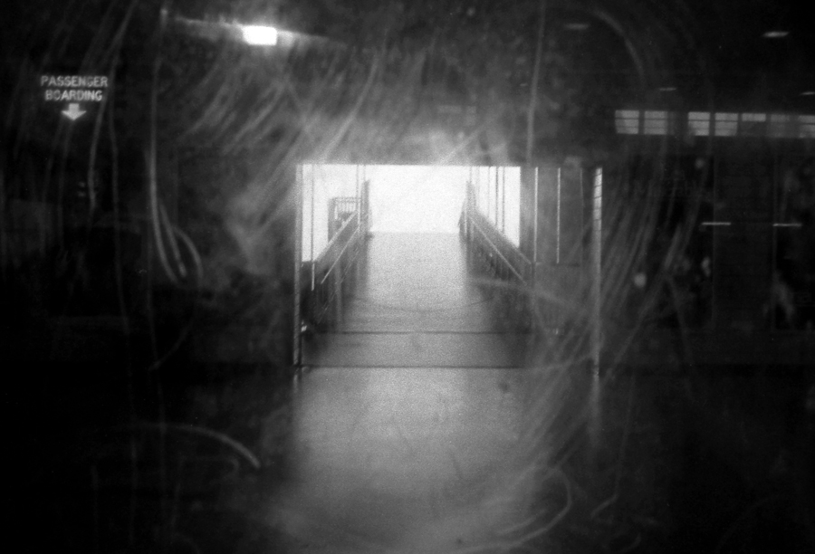 Ferry Terminal Window