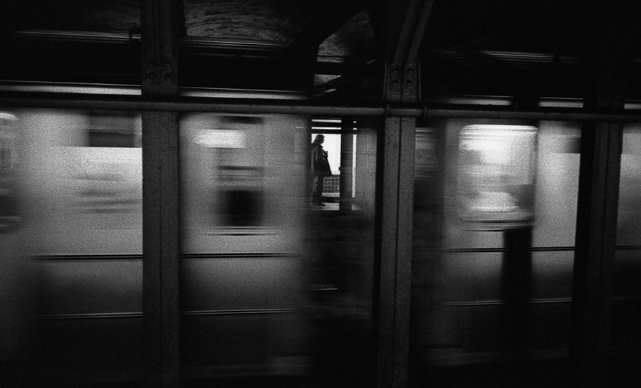Between The A Train